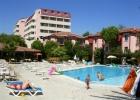 Фото туриста. отель и бассейн