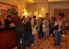 Фото туриста. Наша группа в холле отеля у Reception
