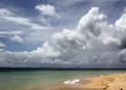 Фото туриста. Пляж