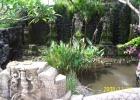 Фото туриста. Бассейник с фонтаном в отеле
