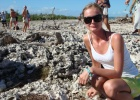 Фото туриста. остров игуан