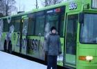 Фото туриста. Догадайтесь, куда идет этот автобус?