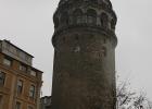 Фото туриста. Башня Галата
