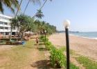 Фото туриста. Induruwa Beach - вид спереди
