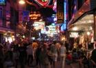 Фото туриста. Ночью на Walking Street