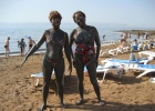 Фото туриста. Научились сами находить грязь на берегу и под водой