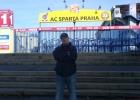 Фото туриста. Стадион Спарта