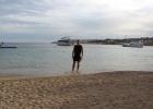 Фото туриста. Главный пляж