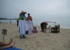 Фото туриста. пляж...