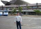 Фото туриста. После 13 часов полёта. Аэропорт Гаваны.