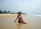 Фото туриста. Пляж Варка