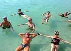 Фото туриста. Мертвое море