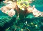 Фото туриста. Из моря хоть не вылезай!