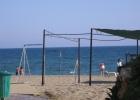 Фото туриста. Пляж бедноват и грязноват. Вход в море просто ужасный!