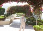 Фото туриста. Цветочный сад