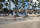 Фото туриста. Пляж отеля