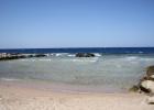 Фото туриста. Море, вид у отеля.