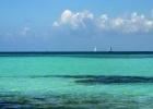 Фото туриста. карибское море