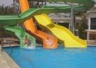 Фото туриста. Водные горки в большом бассейне.