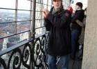 Фото туриста. смотровая площадк церкви Санкт-Петер
