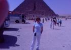 Фото туриста. Каир, пирамиды