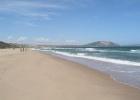 Фото туриста. Дикий пляж