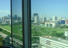 Фото туриста. Вид с 17 этажа где мы завтракали