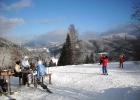 Фото туриста. на горе Политех
