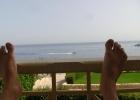 Фото туриста. Вид с балкона номера