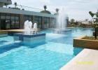 Фото туриста. большой бассейн