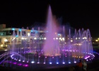 Фото туриста. поющий фонтан