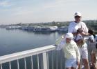 Фото туриста. Мост через Нил
