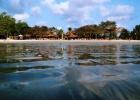 Фото туриста. Маленький и уютный отель, пляж чистый в сентябре