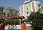 Фото туриста. Вид на отель от входа