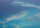 Фото туриста. Красное море с высоты полёта самолёта
