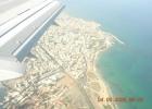 Фото туриста. Подлетаем к Тель-Авиву