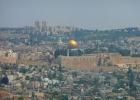 Фото туриста. Панорама Иерусалима