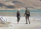 Фото туриста. Люди Мертвого моря