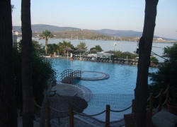 Isis Hotel & Spa Bodrum