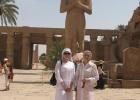 Фото туриста. Карнакский храм в г.Луксор