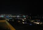 Фото туриста. Вид с терассы отеля ночью