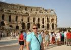 Фото туриста. Коллизей в Тунисе