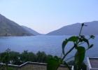 Фото туриста. Вид из номера отель Teuta