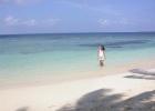 Фото туриста. Пляж около отеля