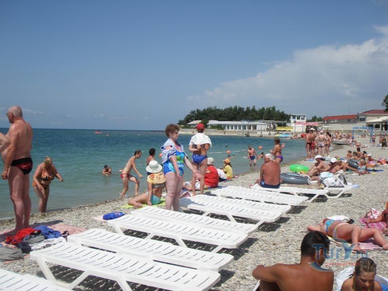 Гаспра фото пляжей и набережной вариант добираться