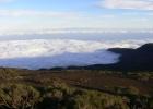 Фото туриста. Одеяло из облаков