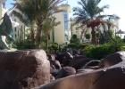 Фото туриста. территория отеля