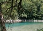 Фото туриста. Река, по которой проходит рафтинг