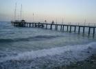 Фото туриста. наш пирс и ПРЕКРАСНОЕ море