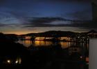 Фото туриста. ночной вид из номера 726